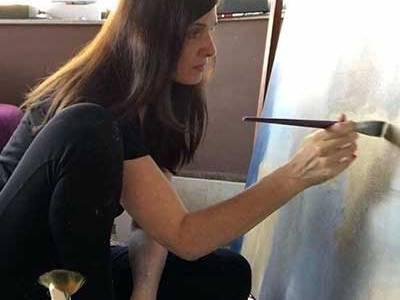 Regiane Martinez uma artista talentosa, criativa e dedicada