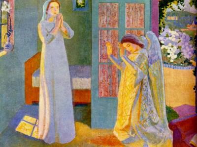 Um pouco sobre a Arte Religiosa de Anita Malfatti